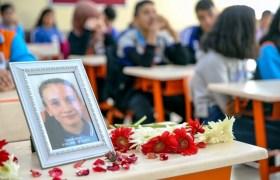 Teröristlerin katlettiği kardeşlerin okullarında buruk eğitim