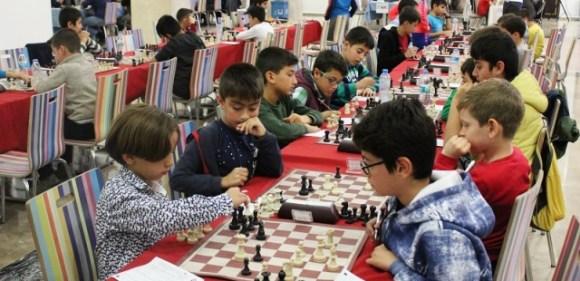 Movapark'ta  Satranç turnuvası