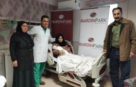 Şehit Uzman Onbaşı Mehmet Acar'ın  bebeğine vasiyet ettiği isim verildi