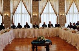 """Vali Yaman, """"Basın mensuplarının çalışma şartları zor"""""""