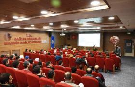 Doktorlara İnfluenza ve Kızamık semineri