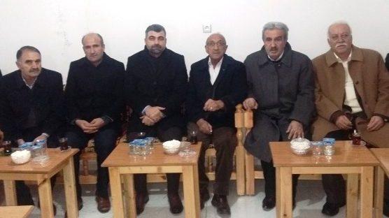 Başkan Kılıç'tan Tur  ailesine taziye ziyareti