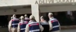 Kaçak yollarla girerken  yakalanan PYD/PKK'lı  5 terörist tutuklandı