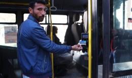 Toplu taşımda Mardin Kart dönemi