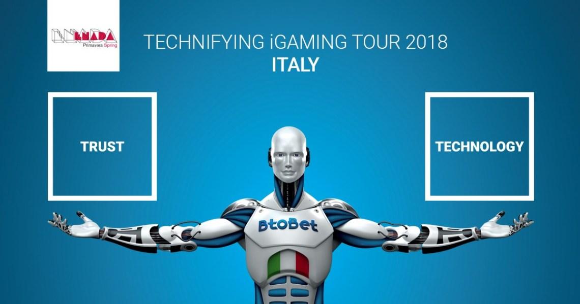 New scenario 2018 for the Italian gaming market