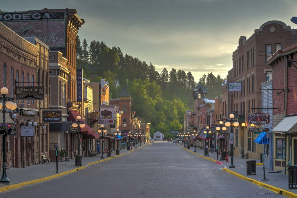 Deadwood gambling in February drops 7 percent from 2017