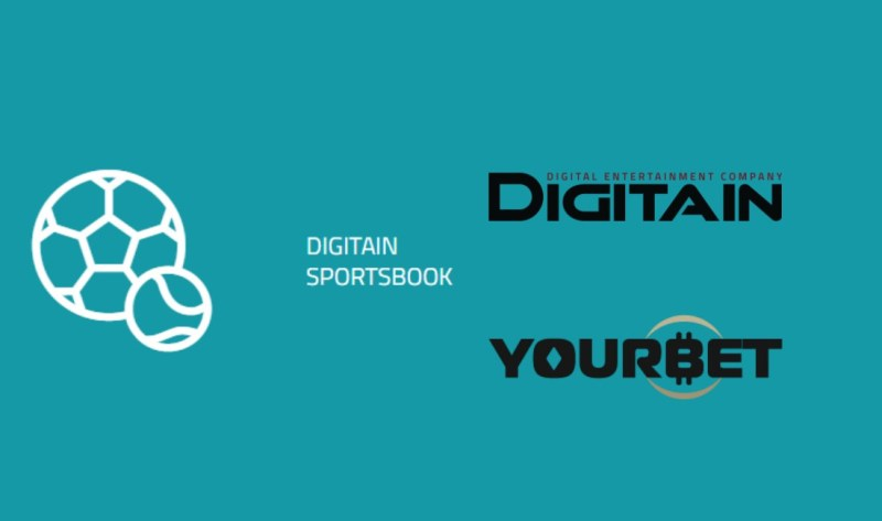 Digitain signs Sports Data deal with YourBet