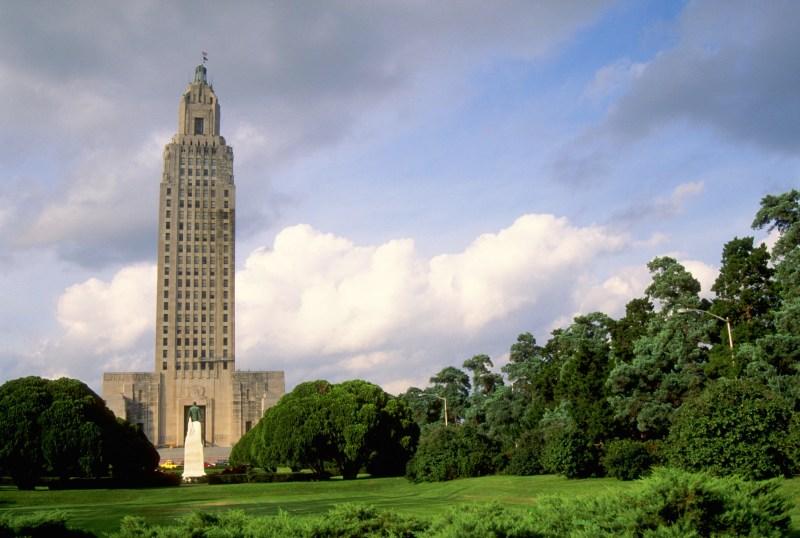 Louisiana Considers Online Gambling Bill