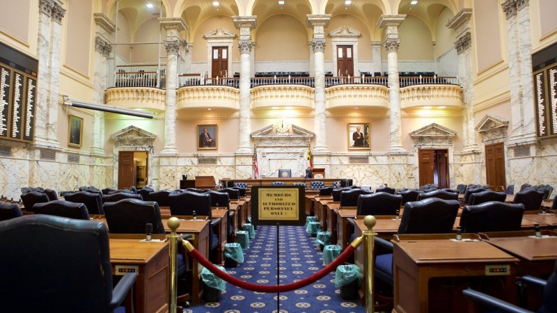 Maryland to favour casinos