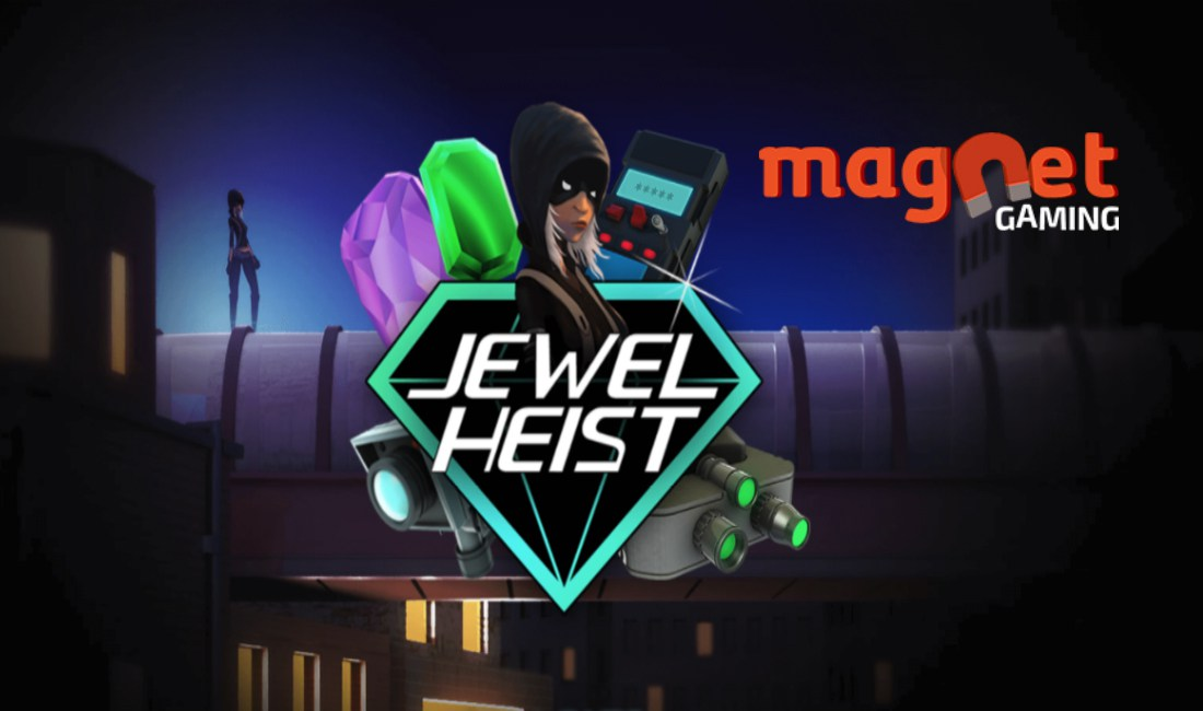 Magnet Gaming unveils new Jewel Heist slot