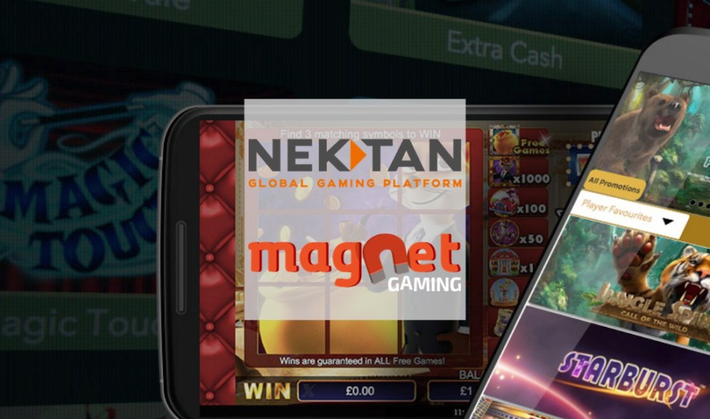 MAGNET GAMING GOES LIVE IN GIBRALTAR WITH NEKTAN