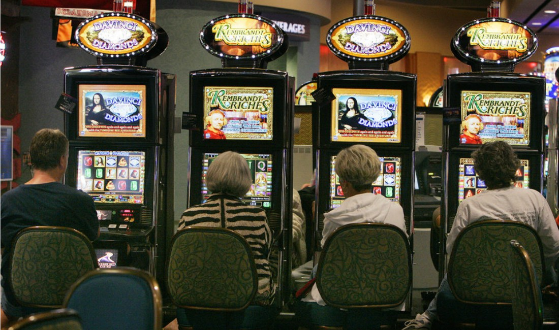 Oklahoma lawmakers to vote on a bill permitting sports betting at tribal casinos