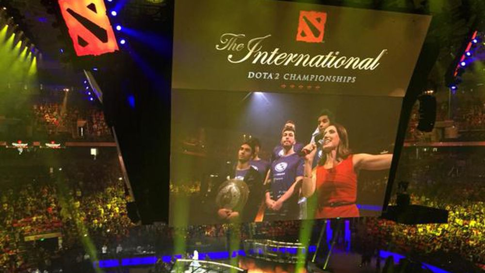 Valve moves The International to Vancouver