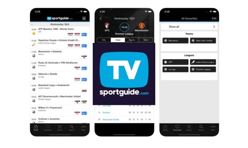 Raketech-TVsportguide.com