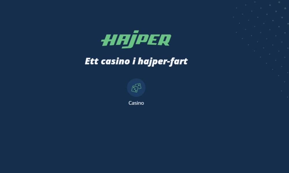 "ComeOn launches ""Hajper.com"" in Sweden"