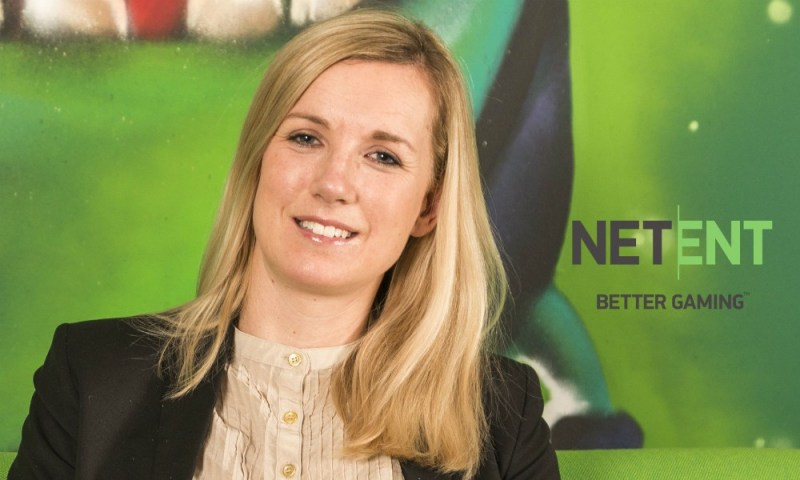 Therese Hillman appointed new Group CEO of NetEnt