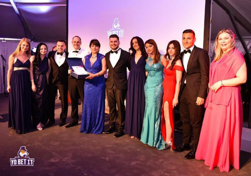 Huge Success For Yobetit At Malta's iGaming Excellence Awards