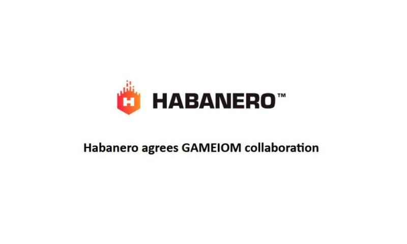 Habanero agrees GAMEIOM collaboration