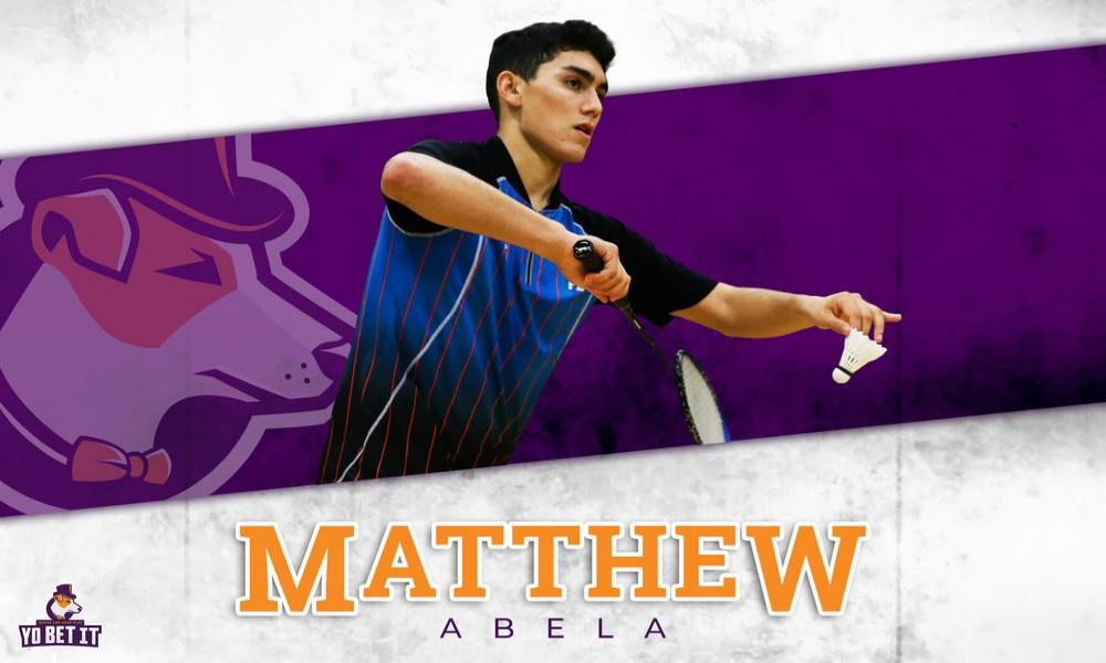 Yobetit Signs Malta's No.1 Badminton Player As Brand Ambassador
