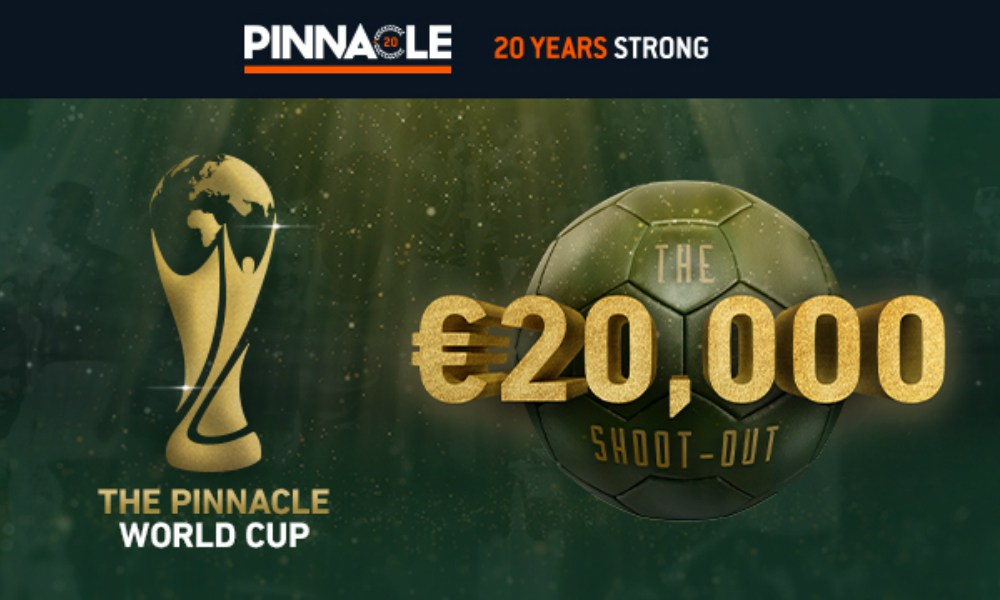 Pinnacle Launches Double-Header World Cup Marketing Campaign