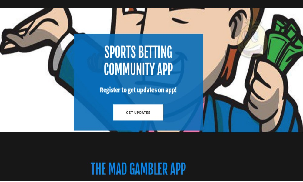 AppSwarm Begins Development of The Mad Gambler Sports Betting App