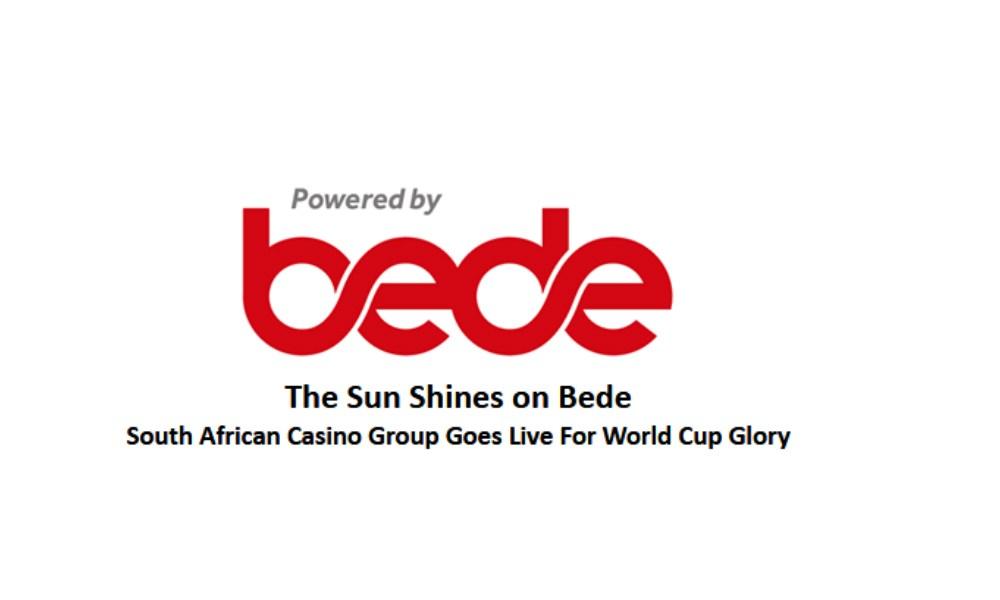Sun International goes live on Bede platform