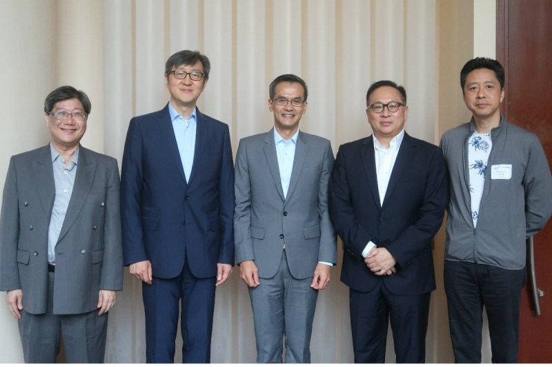 ASTRI and Cyberport partnership seeks to facilitate unleash great potential for AI and Blockchain start-ups