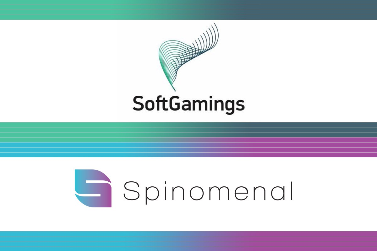 SoftGamings signed deal with games provider Spinomenal