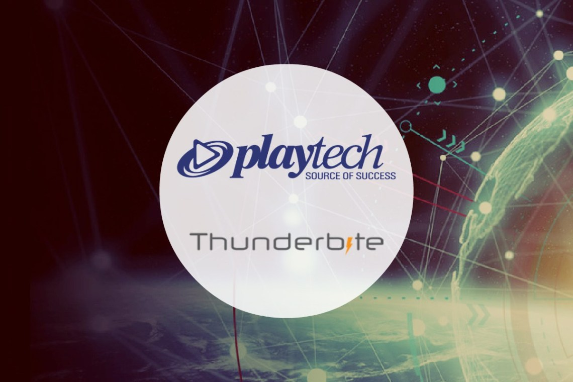 Playtech partners with Thunderbite the customer engagement specialists