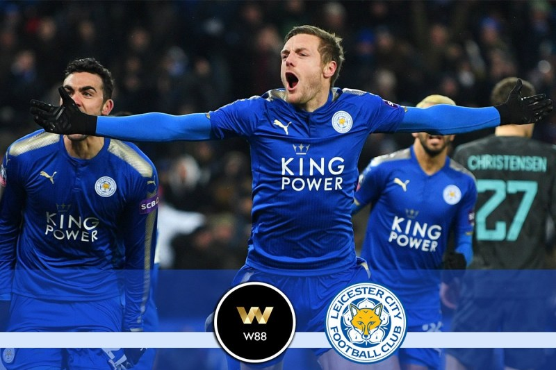W88 Becomes An Official Betting Partner Of Leicester City Football Club