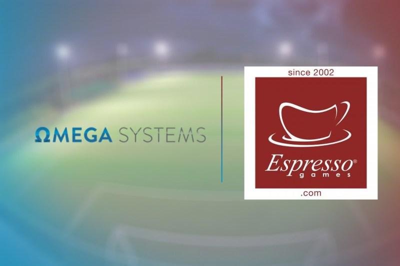 ΩMEGA and Espresso Games Ink deal