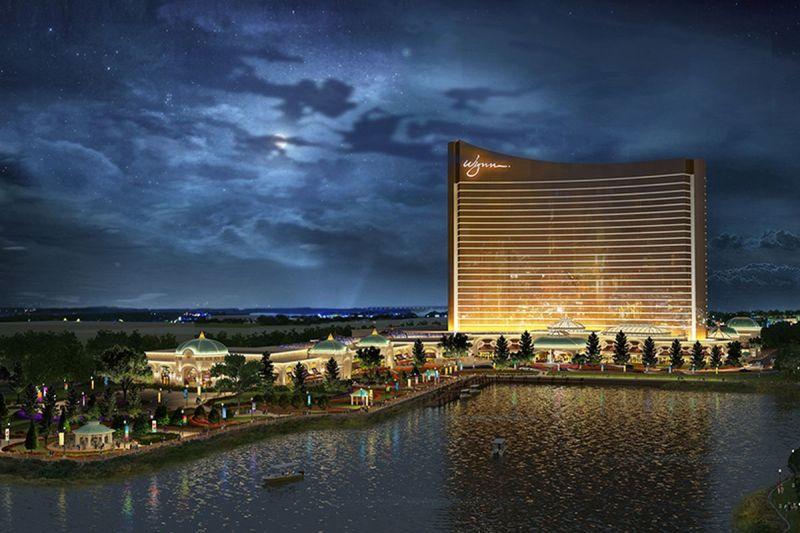 Wynn Resorts considers Everett casino sale