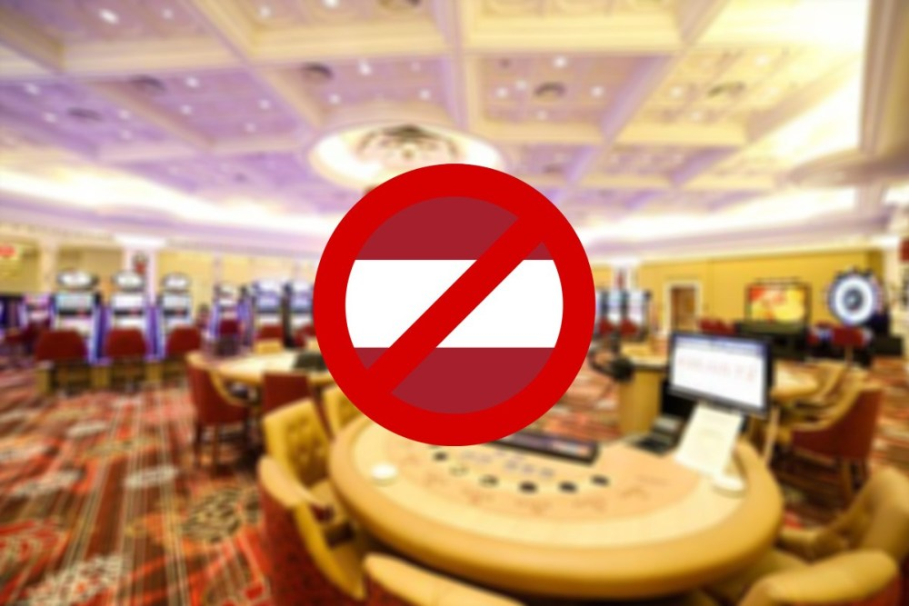 Latvian initiative roots for a ban on gambling halls