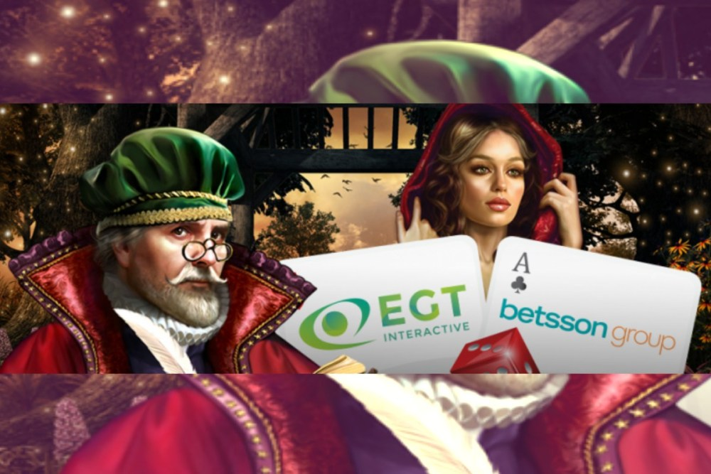 EGT Interactive inks agreement with Betsson Group