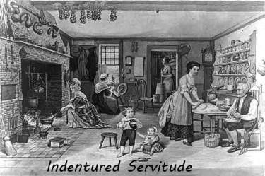 Indentured Servants Servants and Slaves