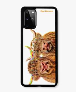 Marley and Meadow - Samsung Phone Case - Maree Davidson