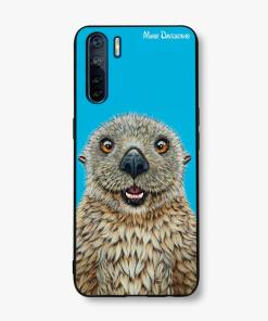 BARRY THE SEA OTTER - OPPO PHONE CASE COVER