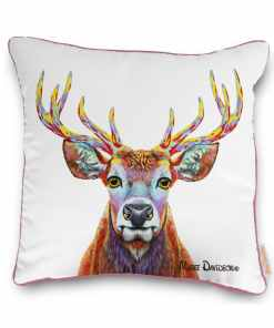 IN THE WOODS- CUSHION COVER Maree Davidson Art