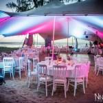 Mariage Réunion Ma Régisseuse wedding planner décoration tente berbère fleurs plage