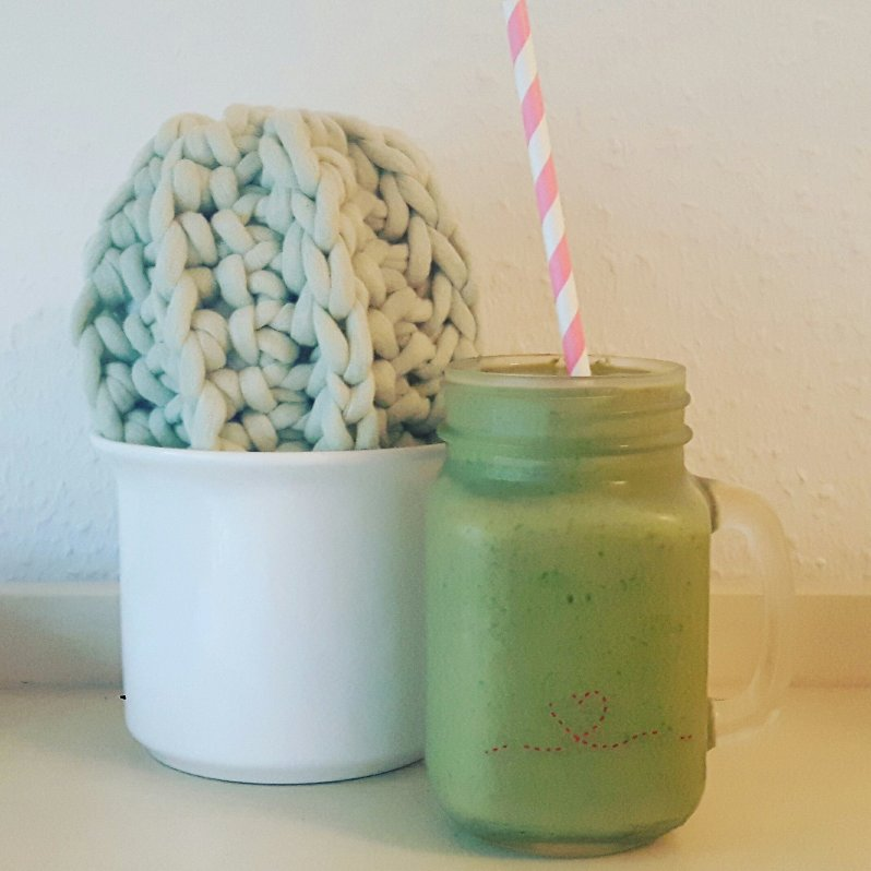 Green smoothie - a liquid health booster