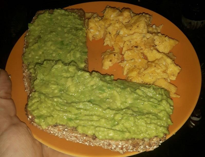 fluffy scrambled eggs recipe