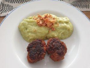 mashed avocado potatoes recipe