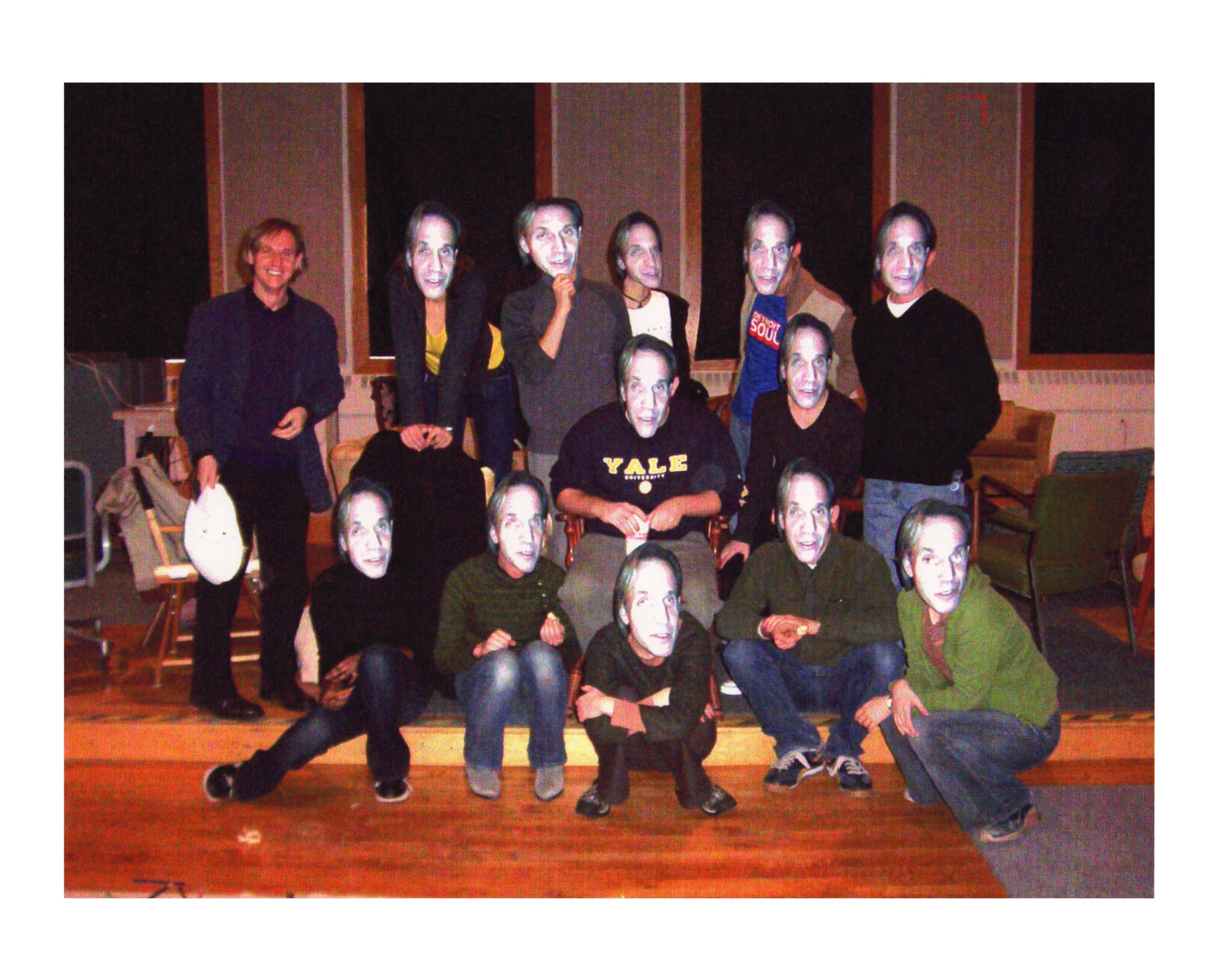 Yale class--fall 2003