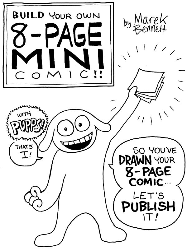 Build Your Own 8-page Mini