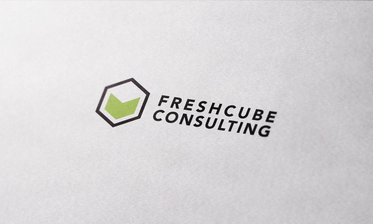 logo freshcube consulting
