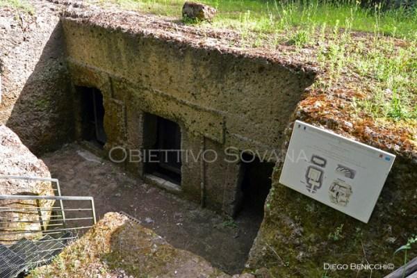 Museo Archeologico all'aperto Alberto Manzi a Pitigliano