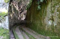 Pitigliano Via cava di San Giuseppe