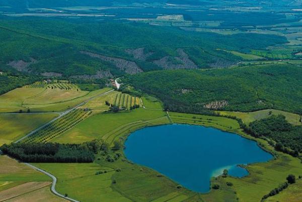 Leggenda del Lago dell'Accesa