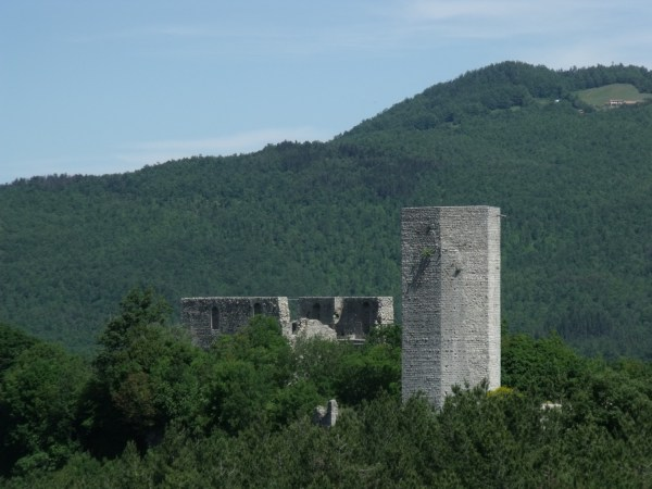 Rocca Silvana a Selvena