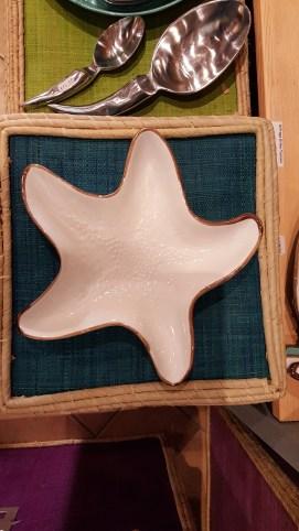 Stella di ceramica artistica 200% made in Tuscany (diam.25cm)